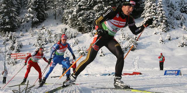 Kayaklı koşu+nişancılık: Biathlon