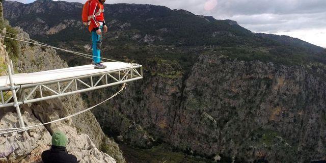 Dünyadan 50 serbest atlayışçı Fethiye'de olacak