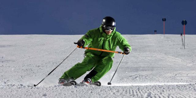 Kayak antrenmanları