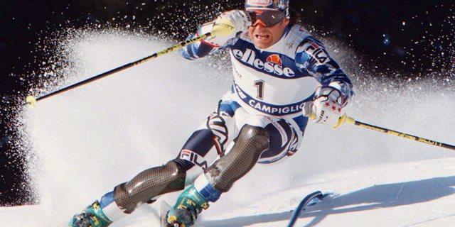 Tomba en hızlı kayakçılardandı