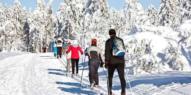 Kayağın başkenti Lapland