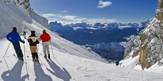 Dolomitler'in Kraliçesi Cortina
