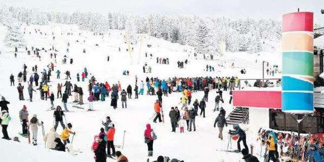 Kayak dendi mi Uludağ