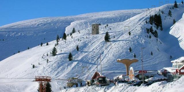 20 farklı kayak alanı