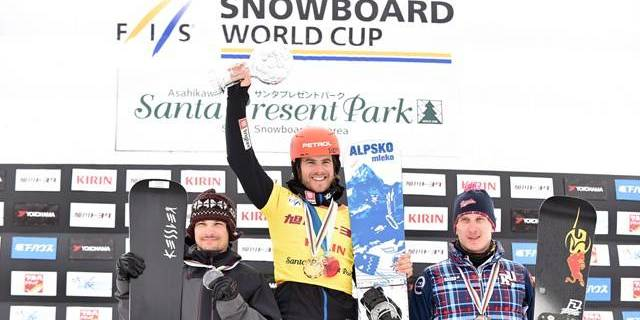 FIS Snowboard PGS World Cup