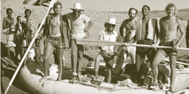 Sobek üyeleri Etiyopya'dalar