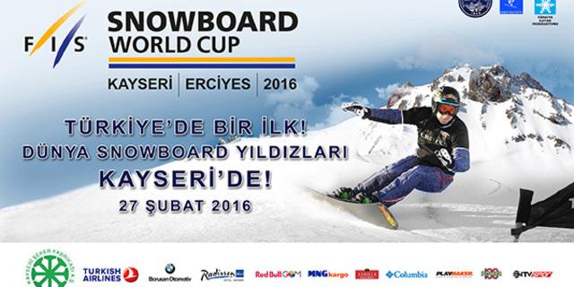 Snowboardcular buna giden var mı?