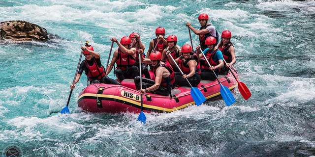 Rafting sporunda en önemlisi: