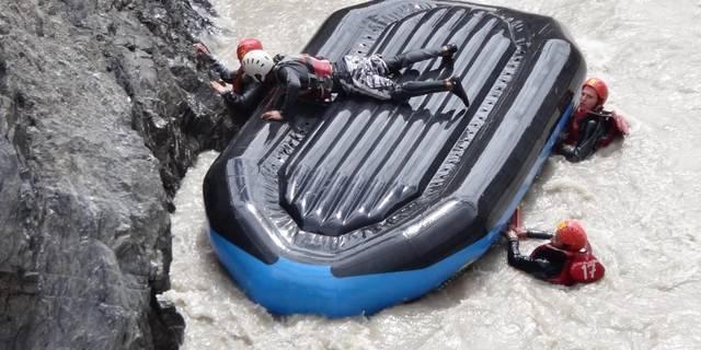 Rafting tehlikeli midir?
