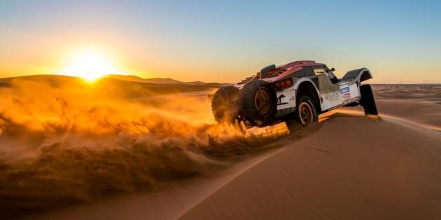 Dakar Rallisi, bir dayanıklılık yarışıdır