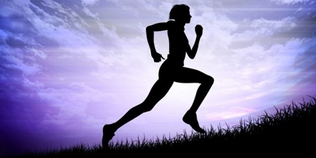 Bedenin duruşu koşu için önemli