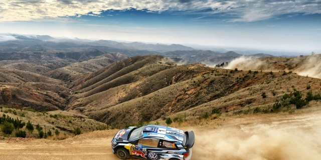 WRC pilotları için toz, toprak, kar, çamur fark etmiyor