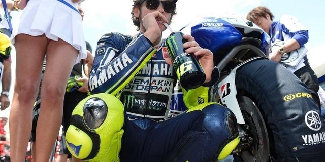 """Karşınızda """"Doktor"""" Valentino Rossi"""