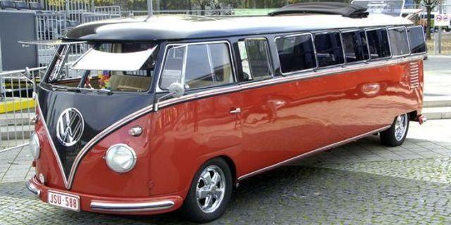 Hiç böyle bir limuzin gördünüz mü?