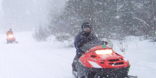 Karlı günlerde bununla işe gitsek ne güzel olurdu
