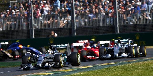 Formula 1 2016 Avustralya Grad Prix