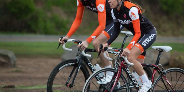 Uygulama sayesinde bisikletçiler tanışıp ortak antrenman yapıyor