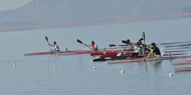 Muğla - Köyceğiz'de yapılan Milli Takım Seçme Yarışları