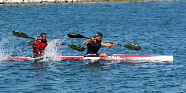 İstanbul Maltepe'de düzenlenen Türkiye Şampiyonası