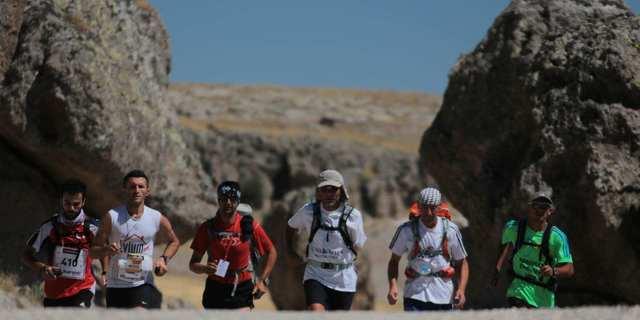 Runfire Cappadocia Ultra Maratonu