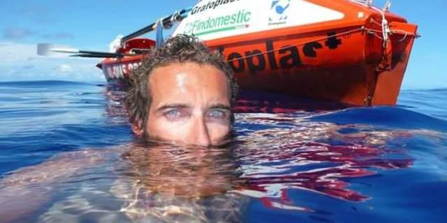 Bellini, 521 gün boyunca en yakın dostları olan okyanus ve teknesiyle birlikte!