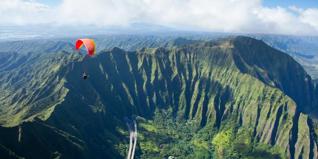 Yüzlerce kilometre uçmak mümkün