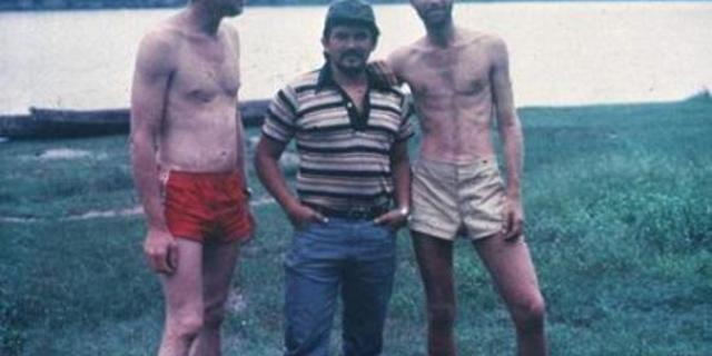Marcus, Karl ve Yossi