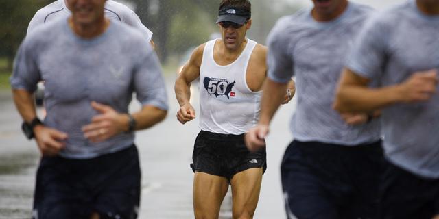 50 günde, 50 maraton koşan kaç tanıdığınız var?