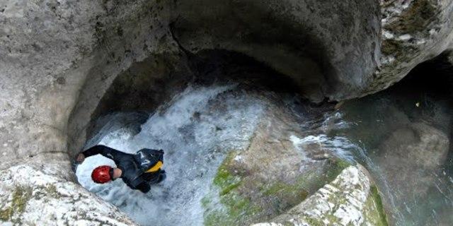Nevidio Kanyonu kısa ama çetrefilli