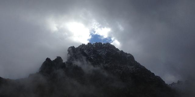 Verçenik Dağı/Kaçkarlar