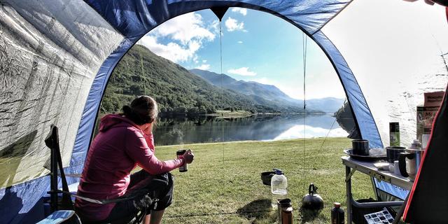 Doğaya gitmek ve kamp yapmak…
