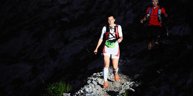 Ultra maraton sporcusu Elena Polyakova'dan…