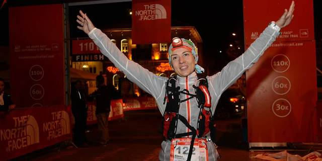 Kapadokya Ultra Trail 2014 (110 km): Genel kategori birincisi