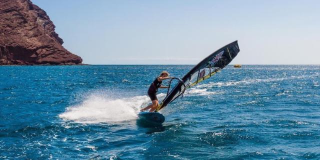 Çağla Kubat'ın favori rüzgar sörfü bölgeleri:
