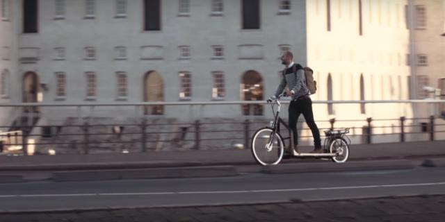 Yürüyüş bisikleti