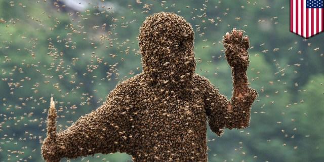 Bilirsiniz arılar güzel koku uzmanıdır. O yüzden çok da güzel kokmayın!