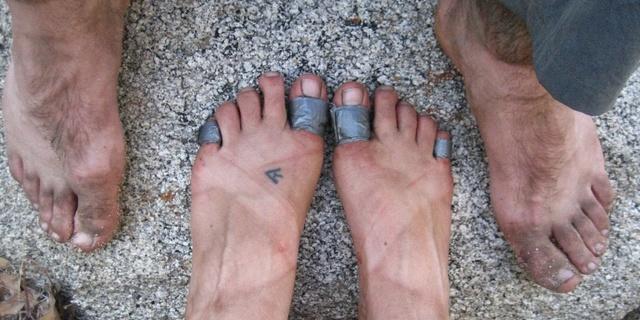 Bu ayaklarla eve girmekte biraz zorlanacaksınız