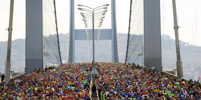 38. Vodafone İstanbul Maratonu