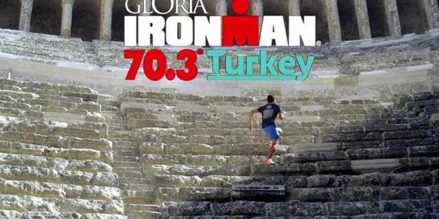 Gloria IRONMAN 70.3 Turkey
