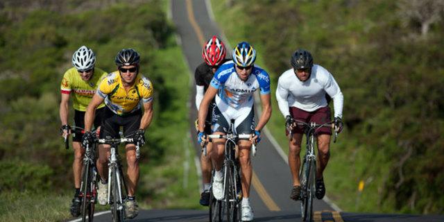 İyi bir bisikletçi, iyi bir sporcu demektir