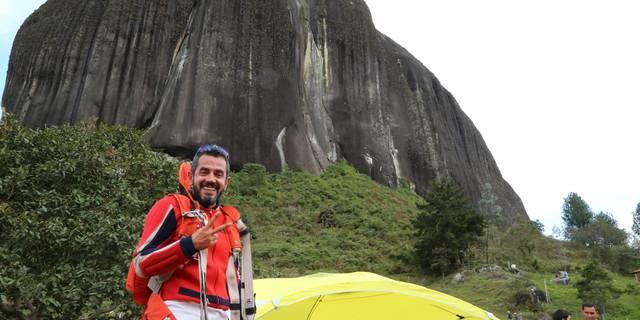 Cengiz Koçak, Kolombiya'da