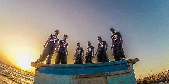 Gazzeli parkur grubu: 3Run Gaza & Gaza Parkour