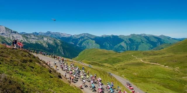 Col d'Ausbisque Pireneler'in bir başka güzelliği!