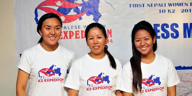 """""""Katil Dağ"""" K2'de zirve yapmayı başaran üç kadın"""