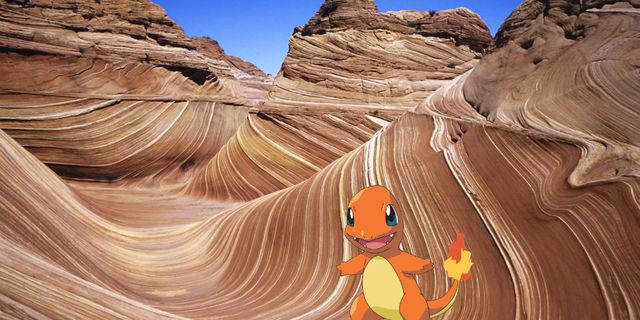 Pokemon GO doğa sporları ile buluşursa