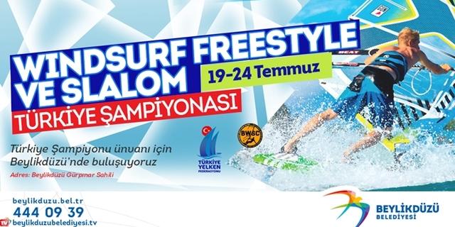Türkiye Windsurf Freestyle ve Slalom Şampiyonası