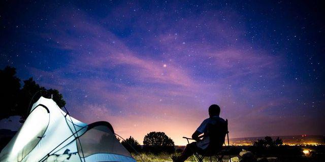 Gökyüzü bazen izlemesi en güzel şeydir