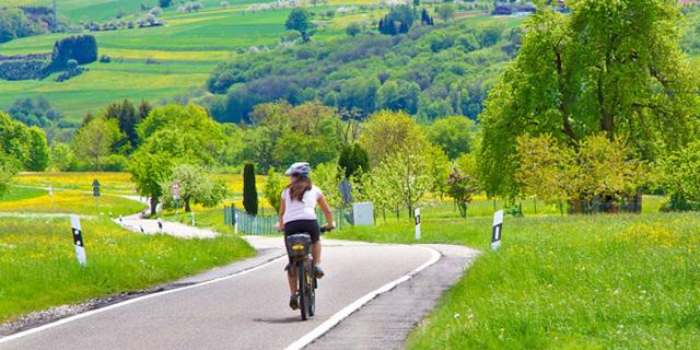 Bisiklet modern hayatın jokeri gibi bir şey