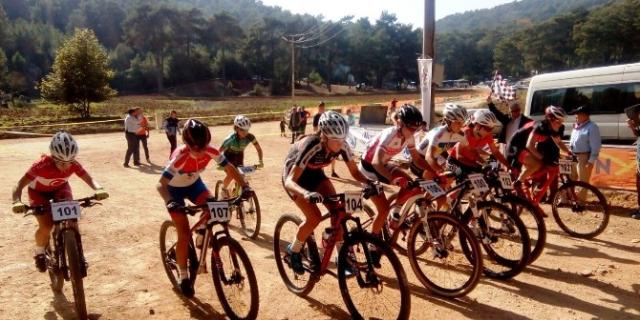 Dağ Bisikleti 2016 Türkiye Şampiyonası