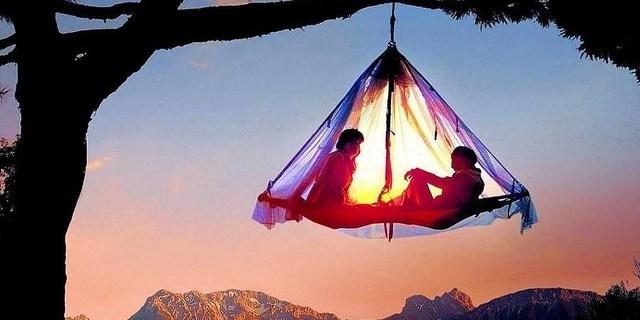 """""""Hayatım çadırı sağlam bağladığına emin misin?"""""""